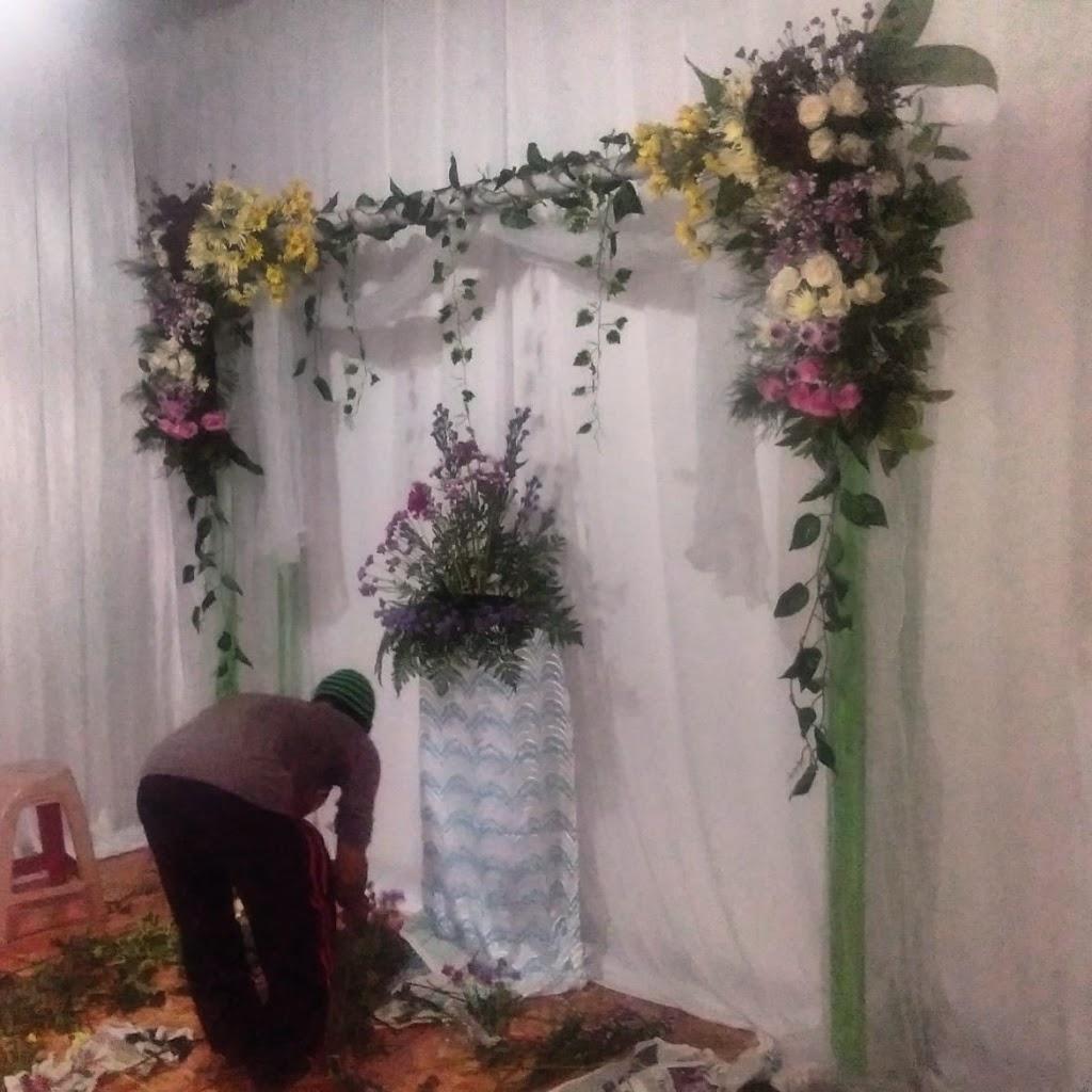 Dekorasi Lamaran Calon Pengantin Jogja Yogyakarta
