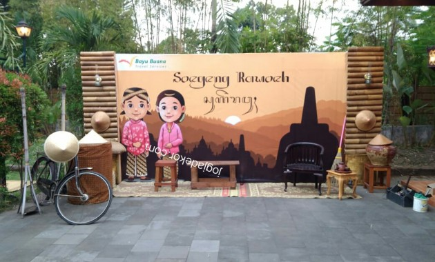 Photo Booth Tradisional