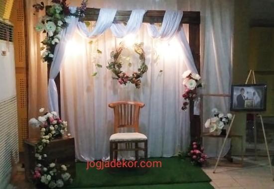 dekorsi simple di Jogja